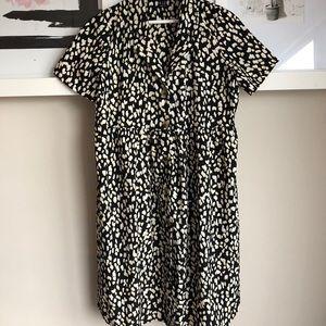 ASOS Maternity Collared Dress